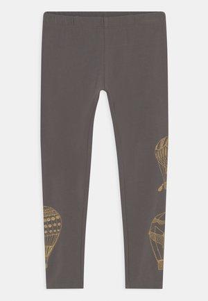 MINI SWEET BALLOONS - Leggings - dark dusty grey