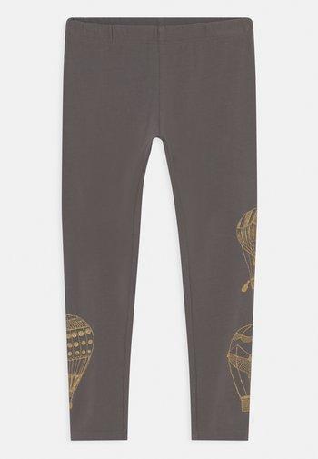 MINI SWEET BALLOONS - Leggings - Trousers - dark dusty grey