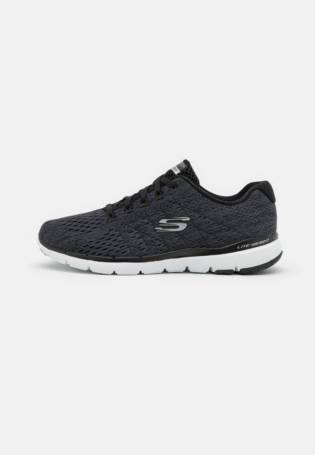 FLEX APPEAL 3.0 - Sneakers basse - black/white