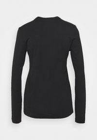 ARKET - LONGSLEEVE - Camiseta de manga larga - black - 6