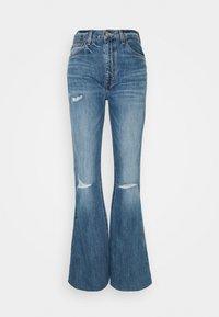 Ética - NINA - Flared Jeans - fleetwood - 0