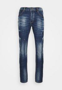 KERSLEY - Slim fit jeans - blue denim