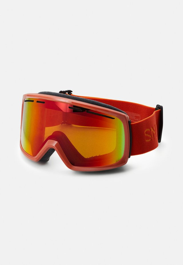 RANGE UNISEX - Occhiali da sci - red sol