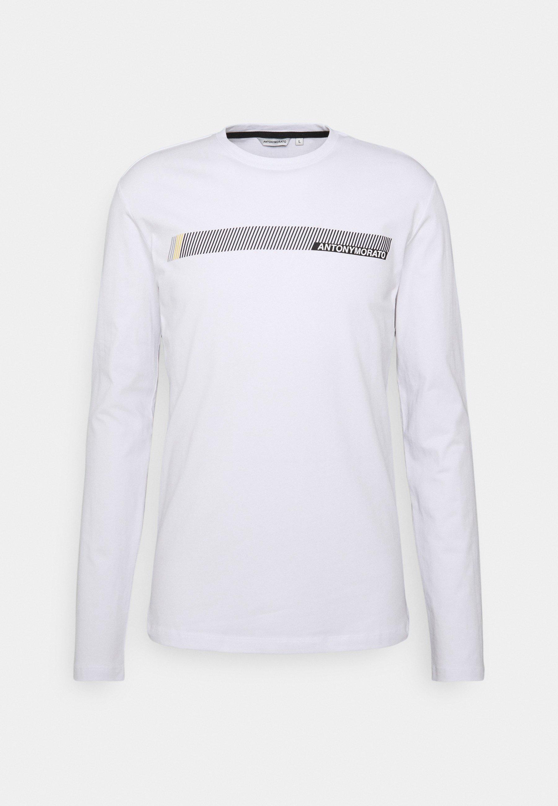 Men SUPER SLIM FIT IN STRETCH - Long sleeved top