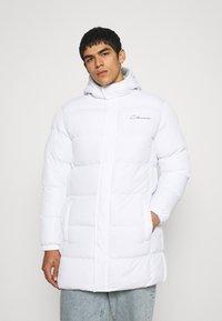 CLOSURE London - LONG PUFFER PARKA - Winter coat - white - 0