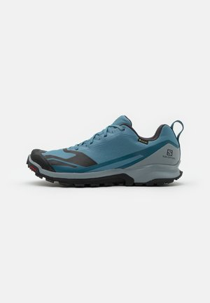 XA COLLIDER 2 GTX - Běžecké boty do terénu - bluestone/monument/phantom