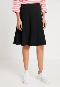 Mads Nørgaard - STELLY - A-line skirt - black - 0