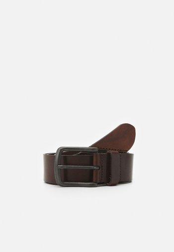 BELTS B-LINE BELT - Belt - dark brown