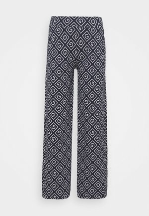 ICON PANT - Pantalon classique - evening blue