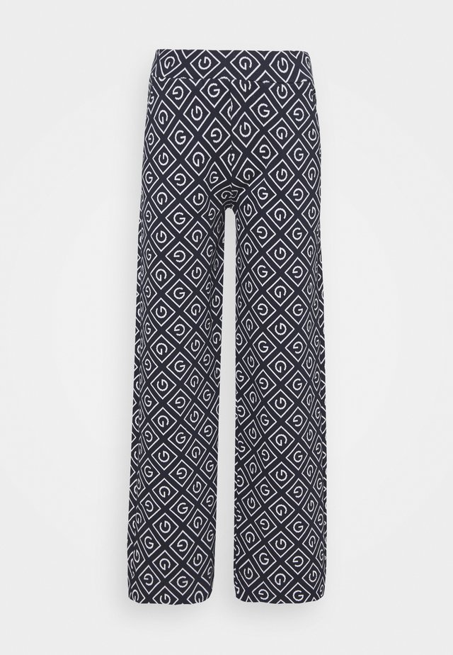 ICON PANT - Pantalones - evening blue