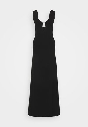 KEYHOLE FLOORLENGTH - Occasion wear - black