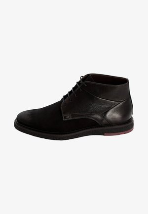 FARWELL - Lace-up ankle boots - black
