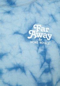 Mons Royale - ICON  - Print T-shirt - dark denim - 2