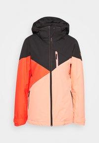 Brunotti - SHEERWATER WOMEN SNOWJACKET - Snowboard jacket - sienna - 7