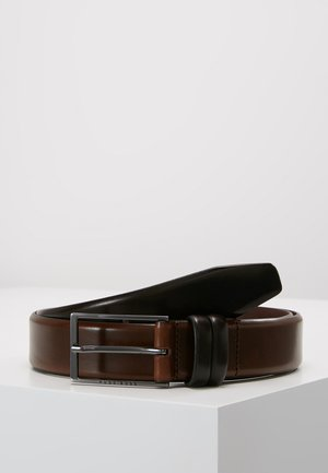 CARMELLO - Cintura - dark brown