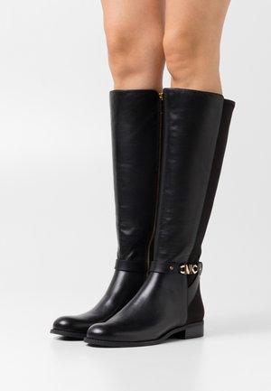 FARRAH BOOT - Boots - black/brown