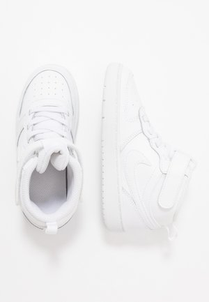 COURT BOROUGH MID UNISEX - Høye joggesko - white