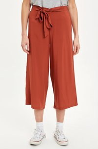 DeFacto - Trousers - orange - 0