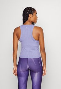 Cotton On Body - LIFESTYLE RACER TANK - Top - periwinkle - 2