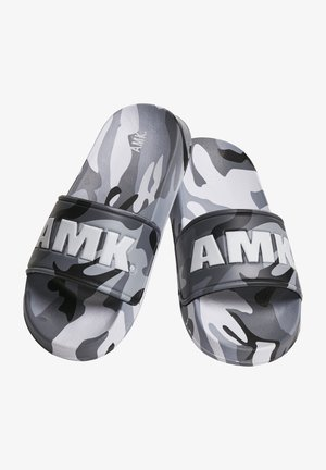 SOLDIER AMK  - Rantasandaalit - grey camo