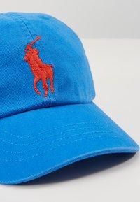 Polo Ralph Lauren - BIG APPAREL ACCESSORIES HAT UNISEX - Kšiltovka - colby blue - 2