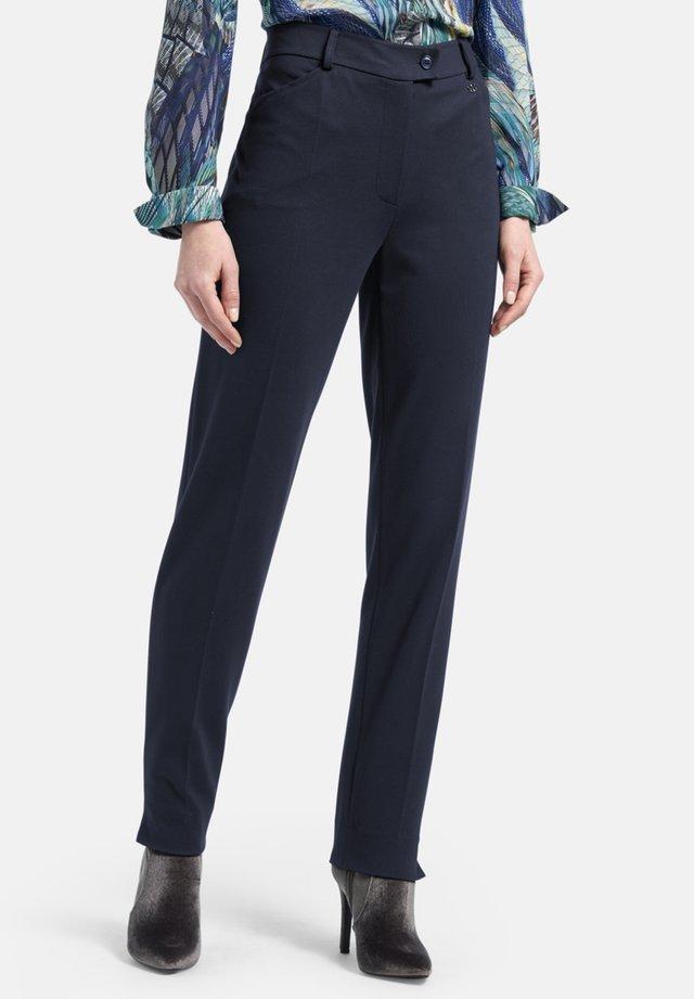 AUDREY - Trousers - dunkelblau