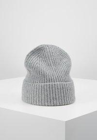 s.Oliver - Mütze - grey/black - 0