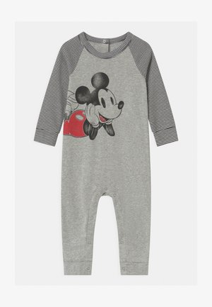 Pyjamas - light heather grey