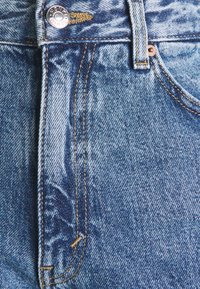 Monki - TAIKI STRAIGHT LEG - Straight leg -farkut - blue medium dusty - 2