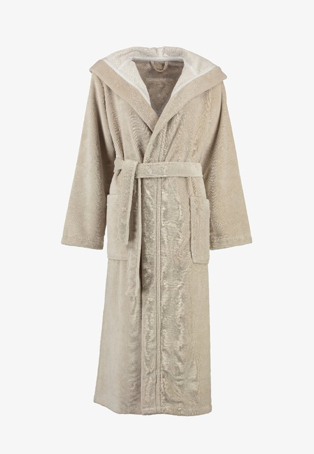 GEENA - Dressing gown - sand