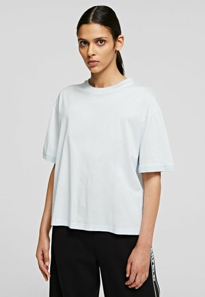 Basic T-shirt - artic ice