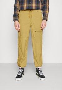 Dickies - GLYNDON PANT - Cargo trousers - dark khaki - 0
