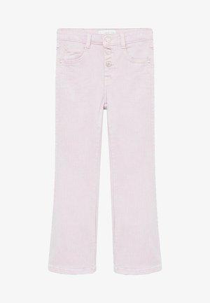 DEBBI - Jeans a sigaretta - licht/pastelpaars