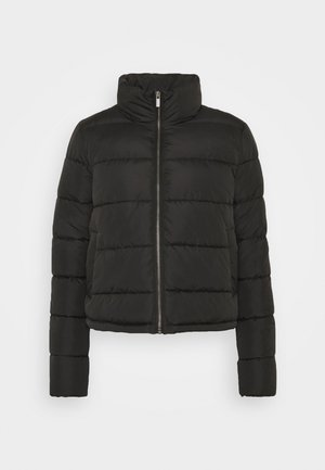 NMCLAUDY JACKET - Winter jacket - black
