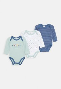 Jacky Baby - LANGARM  3 PACK - Body - blue - 0