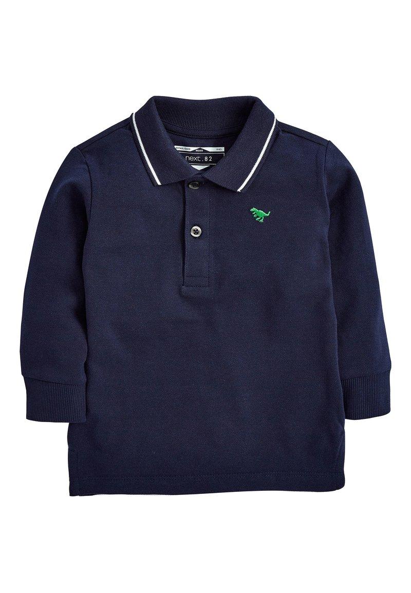 Next - Blush - Polo shirt - mottled royal blue