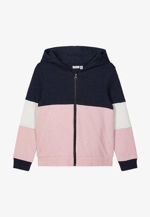 Zip-up hoodie - dark sapphire