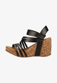Blowfish Malibu - High heeled sandals - black - 0