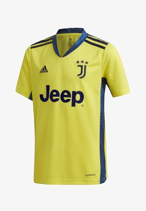 JUVENTUS GOALKEEPER AEROREADY JERSEY - Print T-shirt - yellow