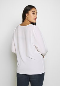 Evans - CROSS FRONT - Blouse - ivory - 2