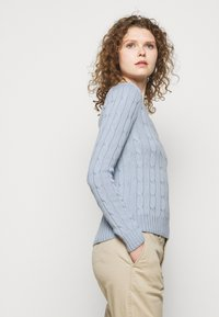 Polo Ralph Lauren - CLASSIC - Jumper - pale blue - 4