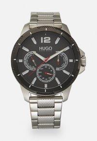 HUGO - SPORT - Chronograph watch - silver-coloured/black - 0