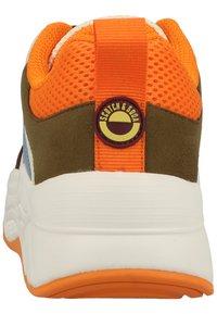 Scotch & Soda - CELEST - Sneakers laag - bordo multi - 2