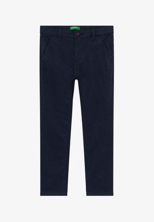 TROUSERS - Chino kalhoty - dark blue
