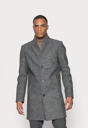 COAT - Classic coat - grey melange
