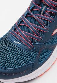 Joma - VITALY - Zapatillas de running neutras - blue/orange - 5