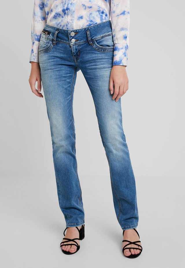 JONQUIL - Jeans Straight Leg - skyfow wash