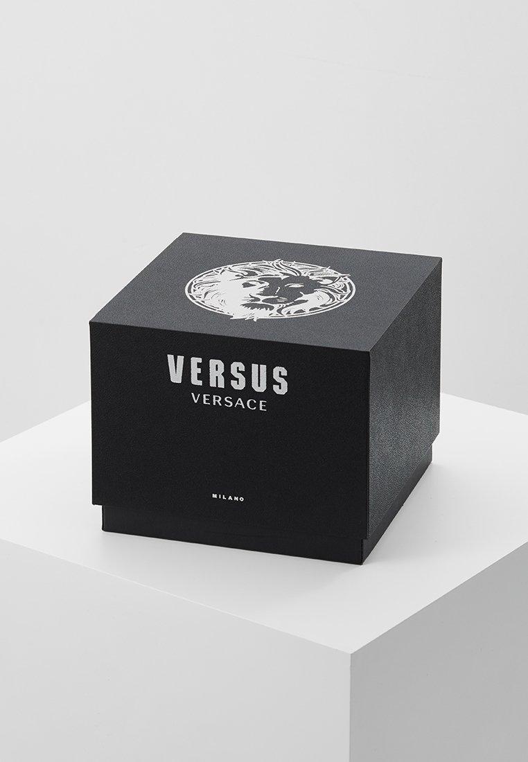 Versus Versace ABERDEEN EXTENSION - Klokke - silver-coloured/white/sølv kH38Pvl2uacbuB7
