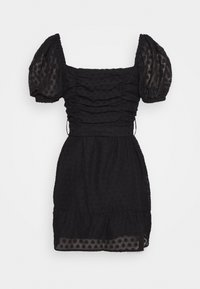 Fashion Union Petite - BLAKE - Day dress - black - 1