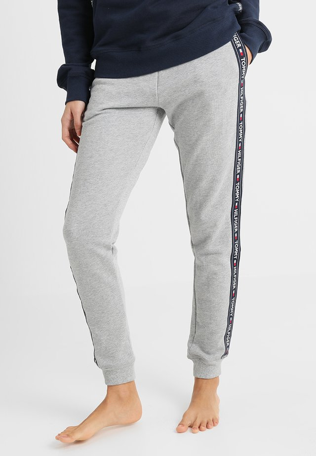 AUTHENTIC TRACK PANT  - Nattøj bukser - grey